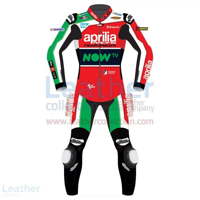 Aprilia Racing Suit – Aleix Espargaro MotoGP Aprila Suit 2017