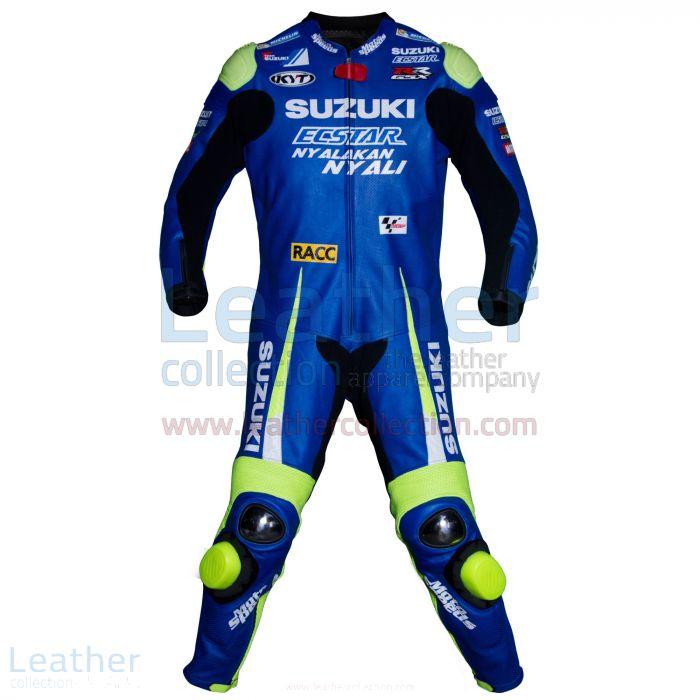 Obtener Aleix Espargaro Traje – Suzuki 2016 MotoGP Traje – LC