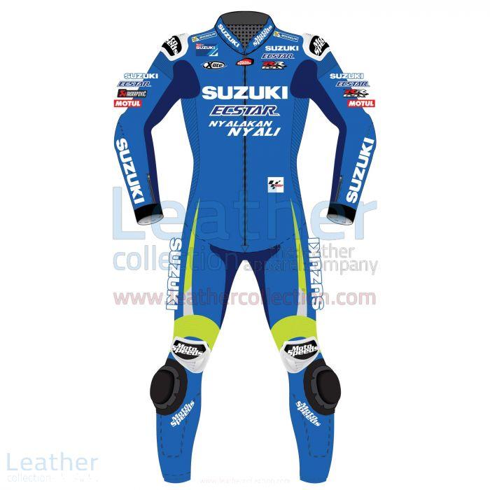 Claim Alex Rins Suzuki MotoGP 2017 Racing Suit for A$1,213.65 in Austr