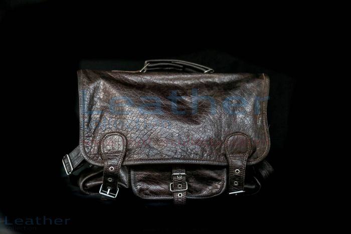 Shop Online Alexzander Messenger Leather Bag for CA$356.32 in Canada