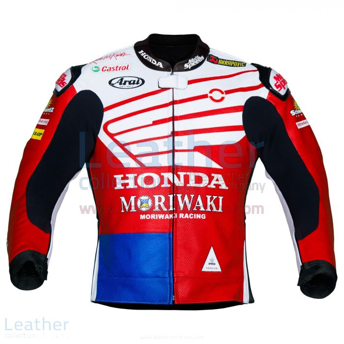 Jetzt anbieten American Honda Moriwaki MD600 Motorradjacke €386.14
