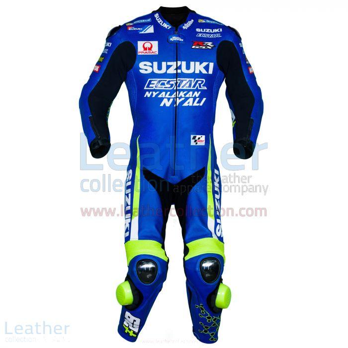 Purchase Andrea Iannone Suzuki MotoGP 2017 Racing Suit for $899.00