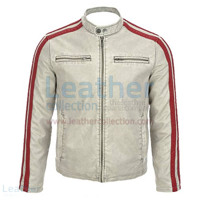 Shop Antique Leather Jacket for Men for CA$260.69 in Canada