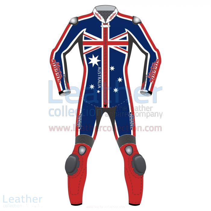 Moto Racing Suit | Grab It Now | Leather Collection