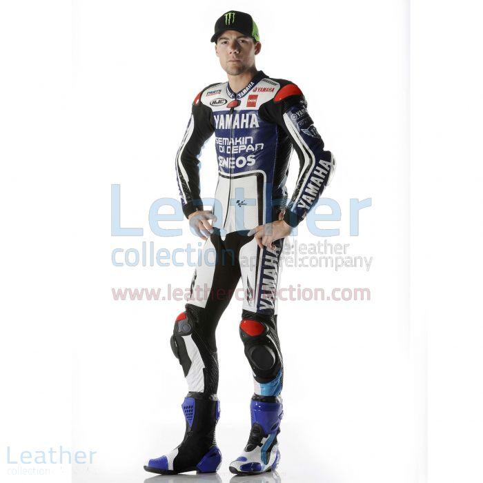 Pick Now Ben Spies Yamaha 2012 MotoGP Leather Biker Suit for SEK7,911.