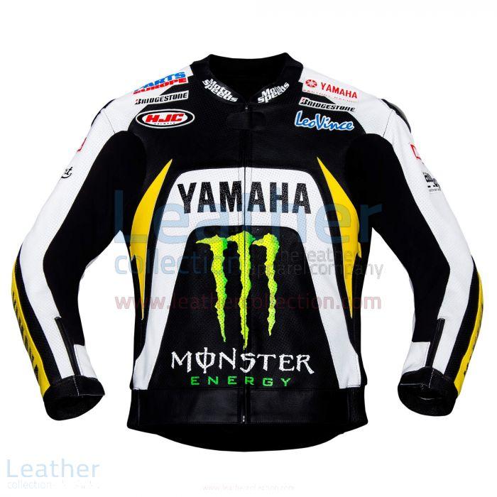 Comprar en linea Ben Spies Yamaha Monster 2010 Chaqueta de cuero €31
