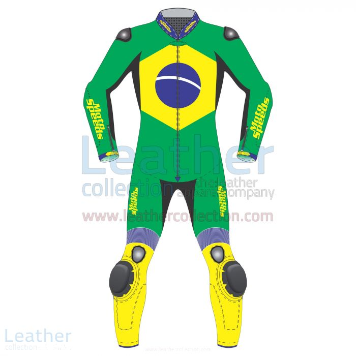 Buy Online Australian Flag Moto Racing Suit for CA$1,048.00 in Canada