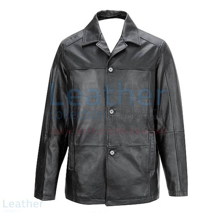 Chaqueta Abotonada – Chaqueta Badana – Leather Collection