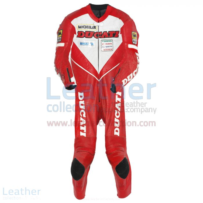 Carl Fogarty Leather Suit | Buy Now | Leather Collection