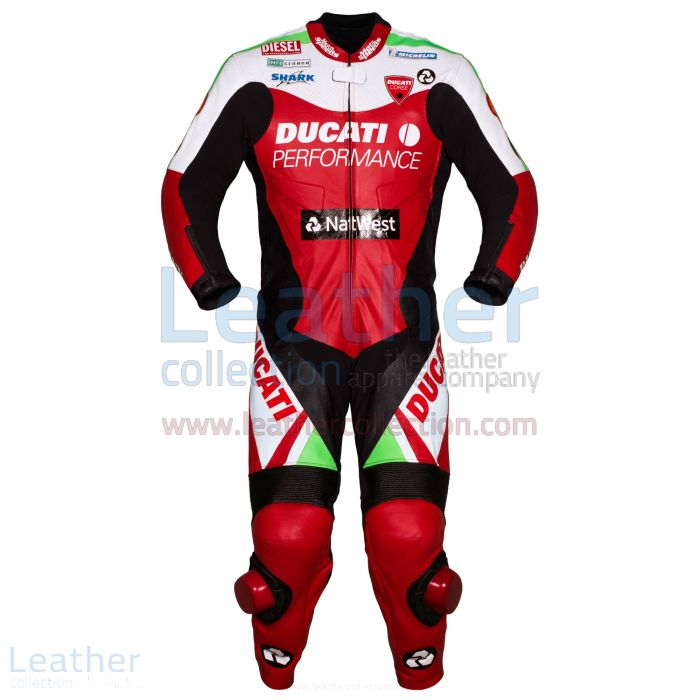 Carl Fogarty Racing Suit | Buy Now | Leather Collection
