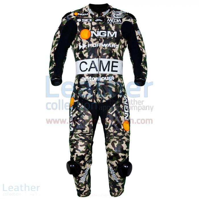 Buy Now Colin Edwards Camo MotoGP 2014 Race Suit for A$1,213.65 in Aus