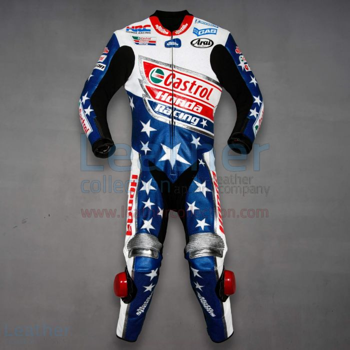 Shop Colin Edwards Castrol Honda Suit 2002 WSBK