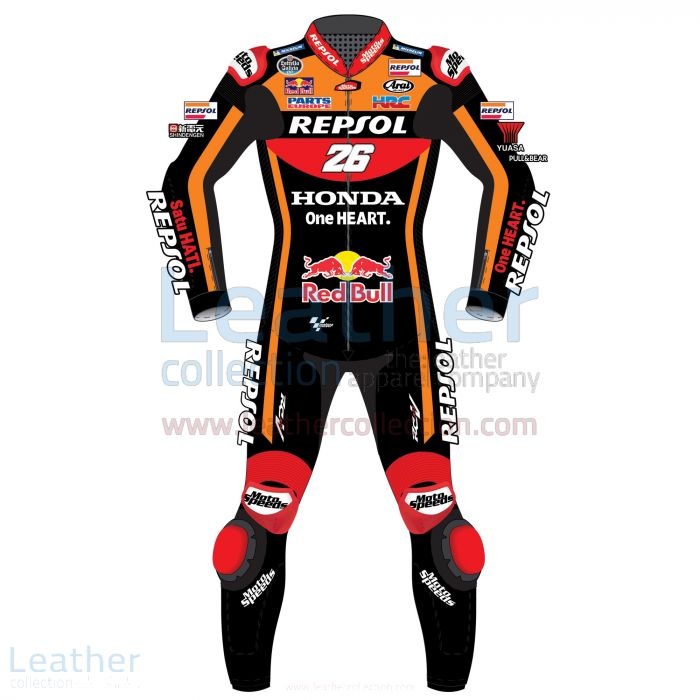 Honda Repsol Black Suit | Buy Now | Leather Collection