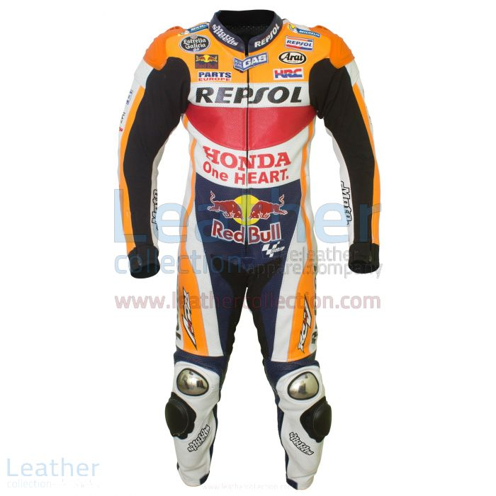 Order Now Dani Pedrosa HRC Honda Repsol MotoGP 2016 Suit for SEK7,911.