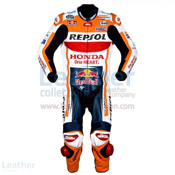 Buy Dani Pedrosa Honda Repsol MotoGP 2018 Leather Suit