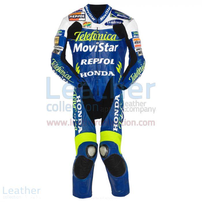 Pick up Now Dani Pedrosa Repsol Honda GP 2003 Leathers for A$1,213.65