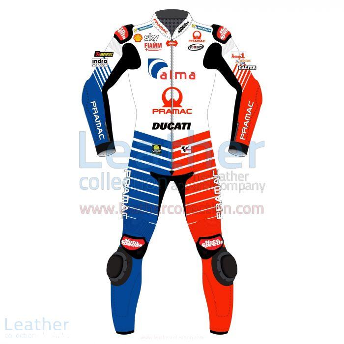 Francesco Bagnaia Racing Suit | Buy Now | Leather Collection