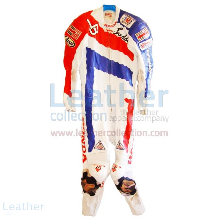 Pick up online Freddie Spencer Honda Moto AMA 1991 tuta €773.14