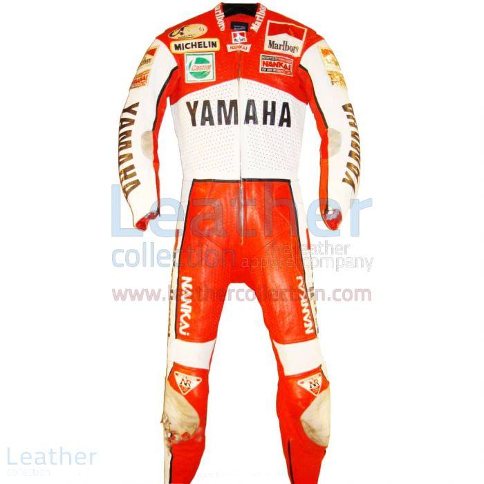 Grab Online Freddie Spencer Marlboro Yamaha GP 1989 Leathers for SEK7,