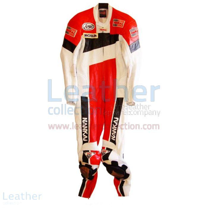 Anspruch Online Freddie Spencer Nankai GP Replik Rennleder €773.14