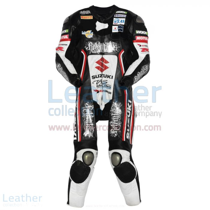 Order Online Guy Martin Honda Tourist Trophy 2009 Leathers for CA$1,17
