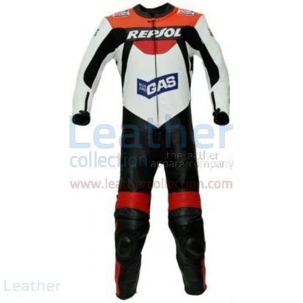 Buy Now Repsol Gas Racing Leather Suit for A$1,147.50 in Australia