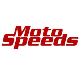 Custom leather motorcycle suit by Moto Speeds