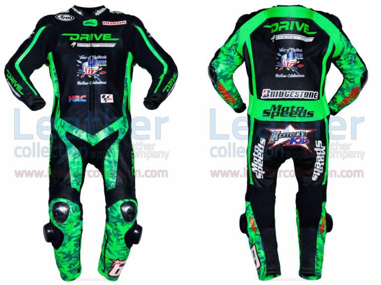 Nicky Hayden Drive Mugello 2015 Race Suit