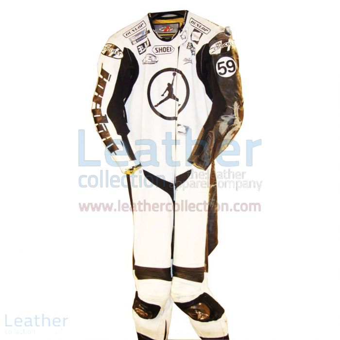 Customize Jake Holden Suzuki AMA 2006 Leather Suit for A$1,213.65 in A