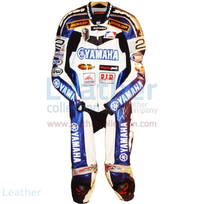 Pick James Haydon Suzuki BSB 1998 Leathers for CA$1,177.69 in Canada