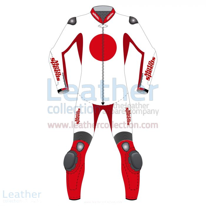 Japan Flag Motorbike Suit – Motorbike Suit | Leather Collection