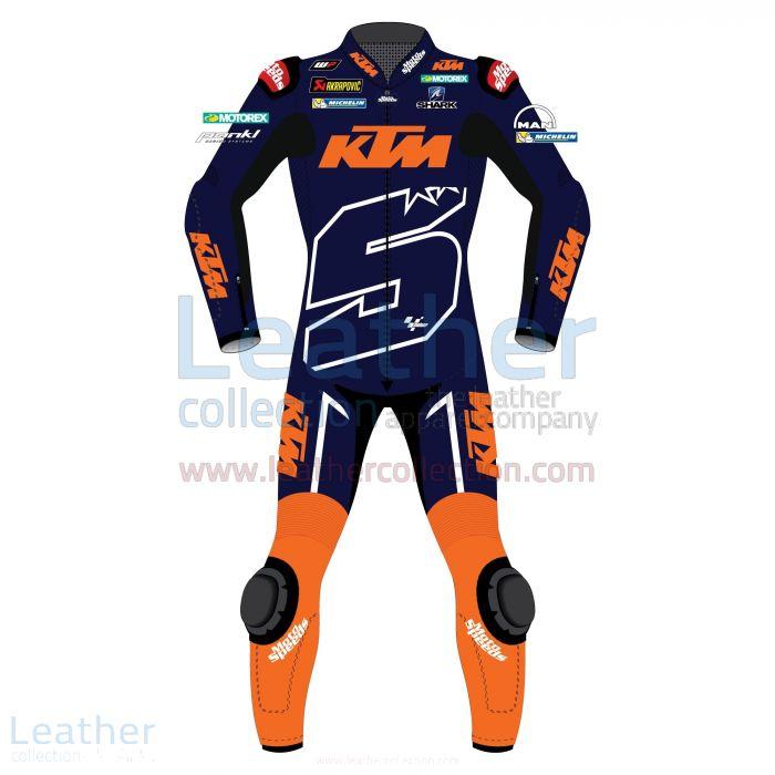 Compra Traje Moto Johan Zarco – Traje Cuero Moto Jerez Test – LC