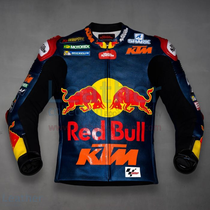 Buy Johan Zarco Red Bull KTM MotoGP 2019 Racing Jacket