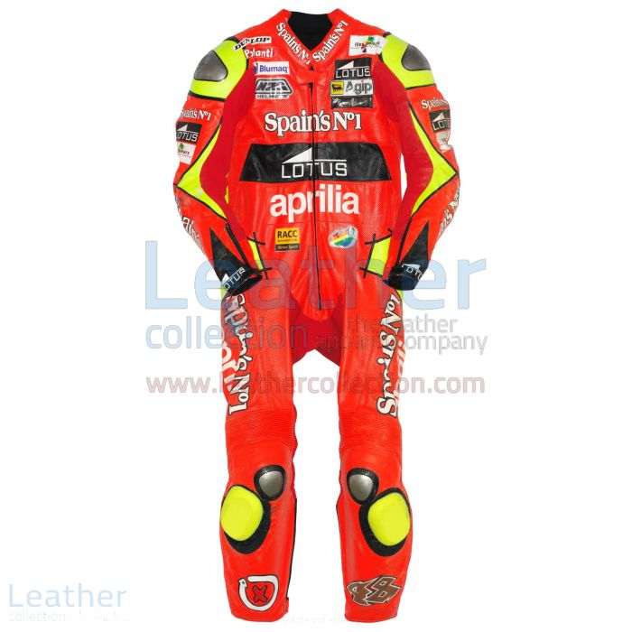 Claim Jorge Lorenzo Ducati MotoGP 2018 Leather Suit for CA$1,177.69 in