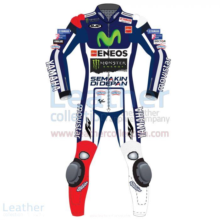 Grab Online Jorge Lorenzo Yamaha 2012 MotoGP Biker Suit for CA$1,177.6