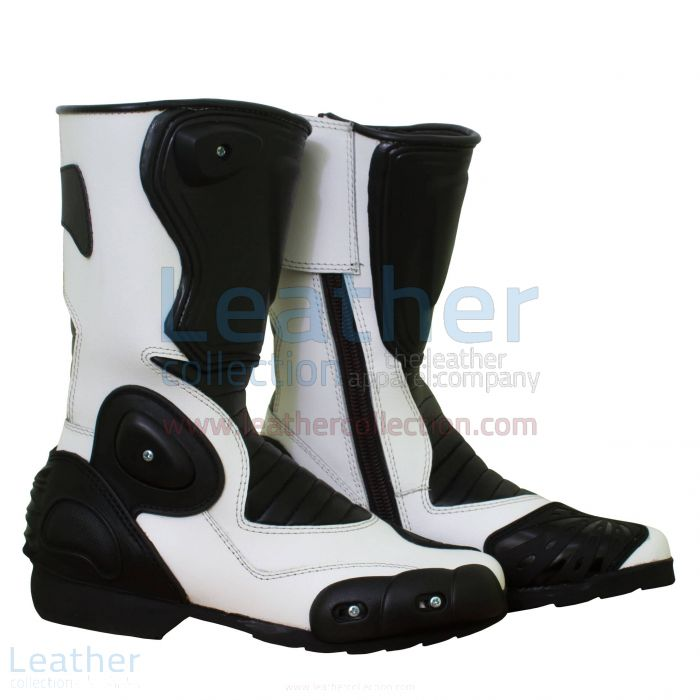 Pick Jorge Lorenzo Special Mila 500 Race Boots for $250.00