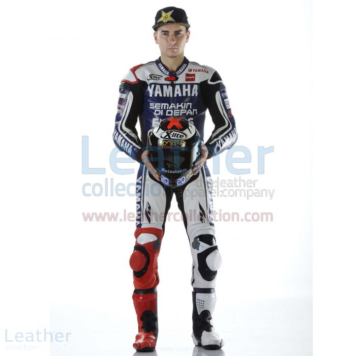 Jorge Lorenzo Biker Suit | Buy Now | Leather Collection