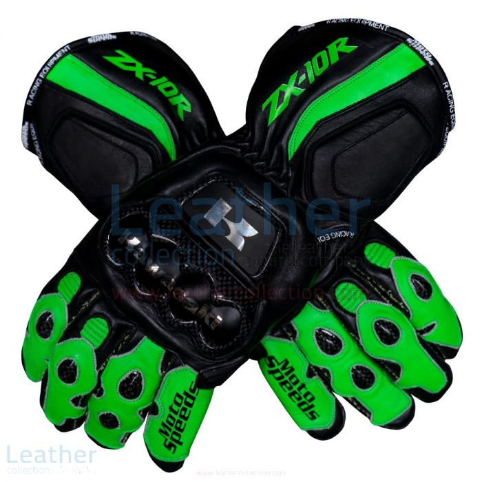 Kawasaki Ninja ZX-10R Motorcycle Gloves