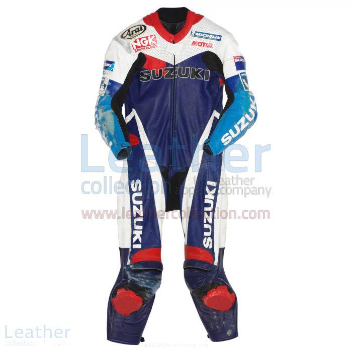 Negozio Kenny Roberts jr Suzuki GP 1999 Tuta in Pelle €773.14
