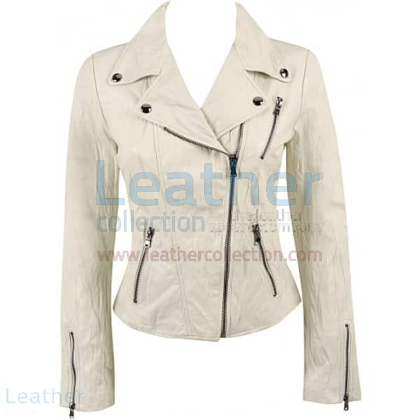 Comprar Cazadora Biker Mujer – Chaqueta Mujer – Leather Collection