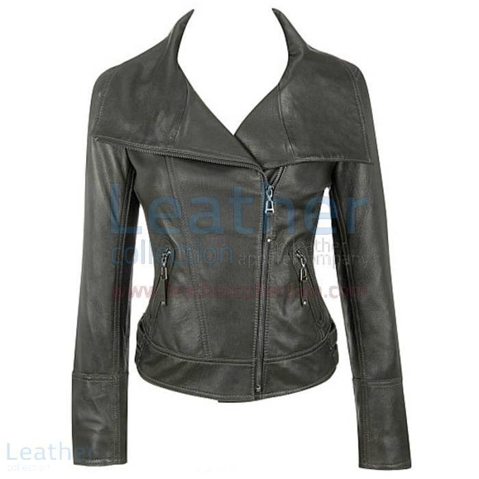 Compra Chaqueta Cuero Mujer – Chaqueta De Piel – Leather Collection