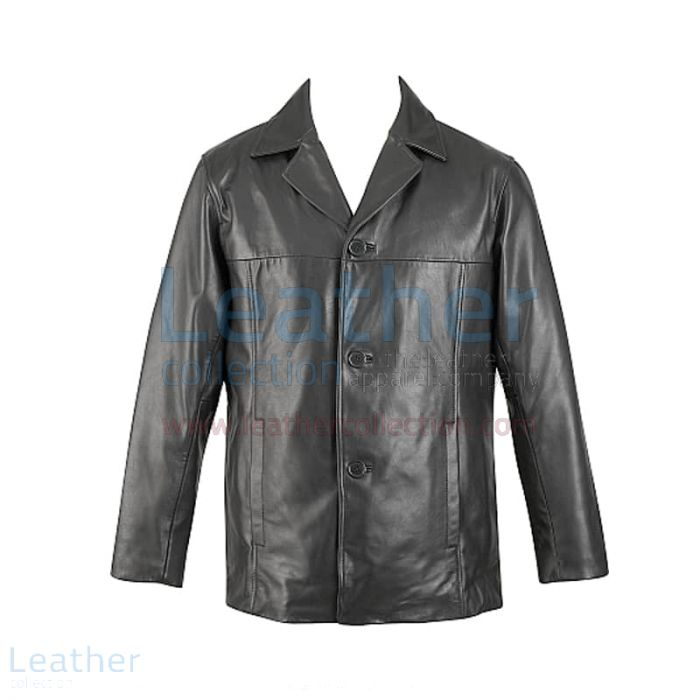 Offering Online Lamb Leather Zip Out Thinsulate Liner Jacket for CA$34