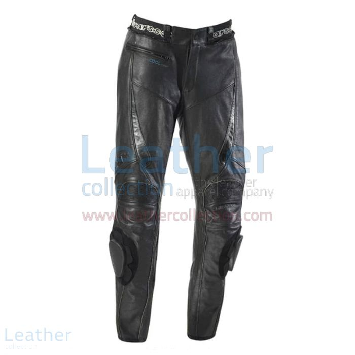 Claim Now Leather Cool Motorcycle Pants for SEK1,487.20 in Sweden