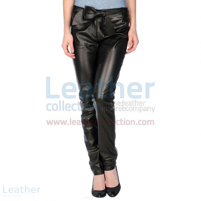 Womens Black Leather Pants | Buy Now | Leather Collection