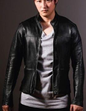 Herren Jacke Für Männer – Hochwertige-Leder Shorts l Ledersammlung