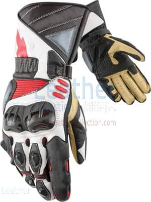 Buy Online Legend Biker Leather Gloves for $75.00
