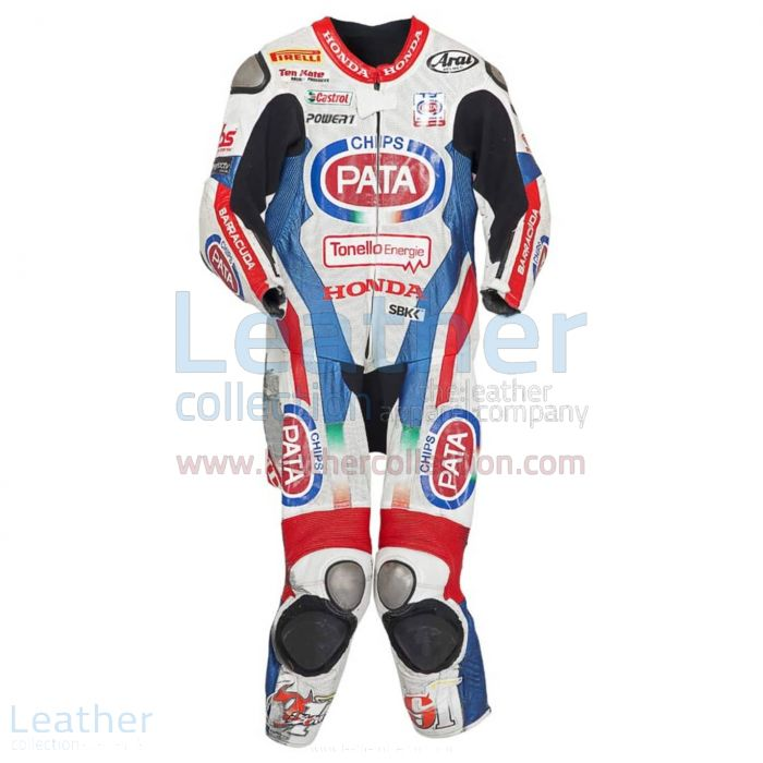Leon Haslam Racing Suit | Buy Now | Leather Collection