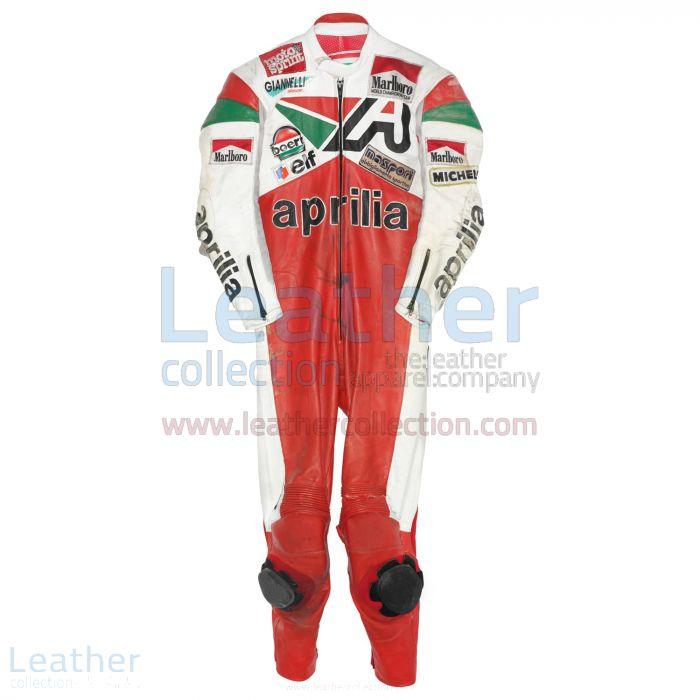 Einkaufen Loris Reggiani Aprilia GP 1987 Lederanzug