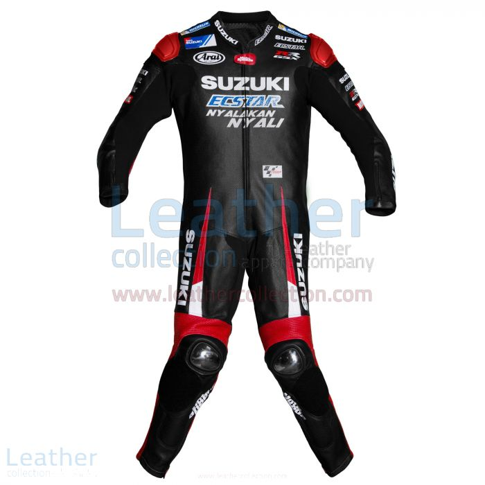 Grab Online Maverick Vinales Suzuki MotoGP 2016 Race Suit for CA$1,177