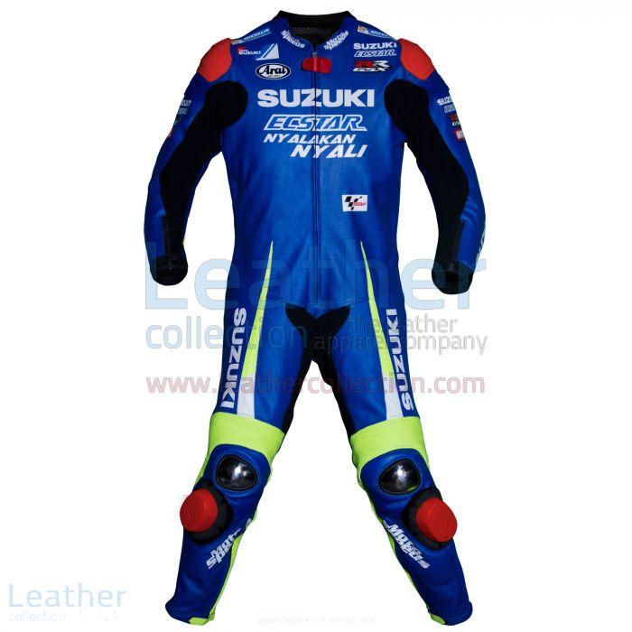 Pick Online Maverick Vinales Suzuki MotoGP 2016 Race Suit for A$1,213.